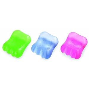 Vitility Jelly Grip für Handtherapie, weich/geringe Dichte