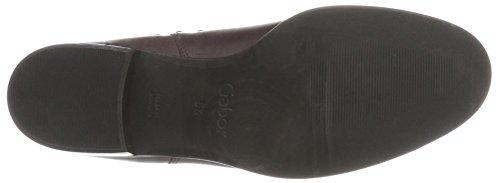 Gabor Damen Fashion Stiefel Rot (25 Merlot (Effekt))