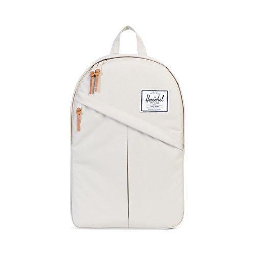 Herschel 10011-00001  Pop Quiz Backpack Rucksack, 1 Liter, Schwarz/Tan Pelican