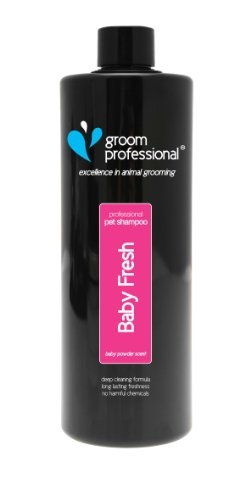 GROOM PROFESSIONAL Baby Fresh Shampoo, 1 Litre