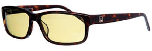 Drivewear polarisierenden PHOTOCHROME Sonnenbrille Modell dwsg8a Classic braun schildpatt Quadratischer Rahmen