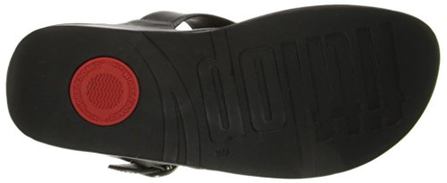 FitFlop - The Skinny Tm, Infradito Donna Argento