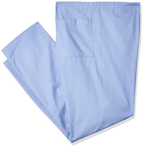 AquaGuard Harritton Herren Hart-M898-Restore Scrub Bottom, 129 oz, ciel Blue, 3XL (Ciel Blue Scrubs)
