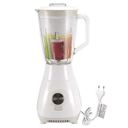 Batidora Vaso de Plástico,Licuadora casera multifuncional Mezclador de exprimidor de frutas 220 V Enchufe...