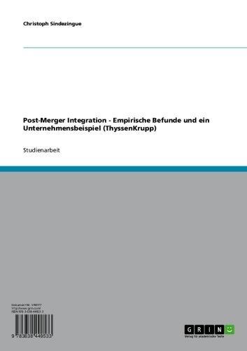 post-merger-integration-empirische-befunde-und-ein-unternehmensbeispiel-thyssenkrupp