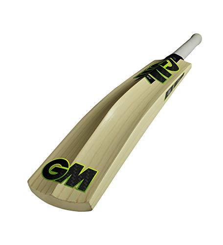 Gunn & Moore Zelos - Mazza da Cricket, Manico Corto