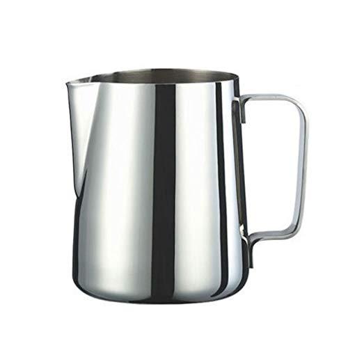 Pigup 350ml / 600ml Edelstahl Aufschäumen von Milch Krug Espresso Latte Kaffee Pitcher Barista Craft Cup - Wasser-dampf-cup