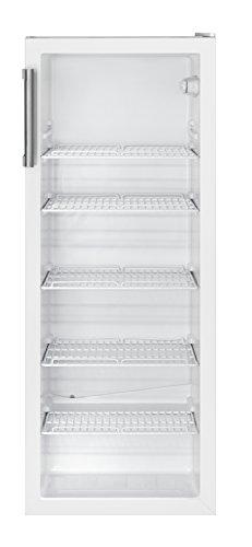 Bomann KSG 235 Flaschenkühlschrank  142 cm Höhe  212 kWhJahr  247 Liter Kühlteil  den gewerblichen Gebrauch geeignet