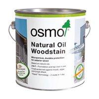 OSMO Holzschutz Öl-Lasur Effekt 750ml Quarzsilber 1141
