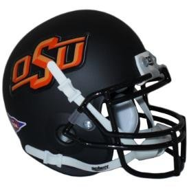 NCAA Oklahoma State Cowboys Collectible Alt 3 Mini Helmet, Matte