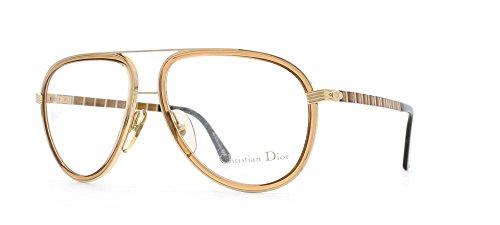 Christian Dior Herren Brillengestell braun braun