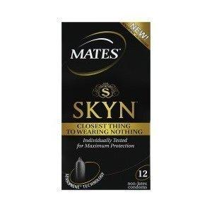 Mates (Manix) Skyn 72 Non-Latex-Kondomen MaxiPack - Import aus dem Vereinigten Königreich