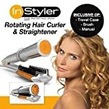 Right Choice Instyler Rotating Rollers Hair Styler Kit Curler, Straightener Curling Iron (Multicolour)