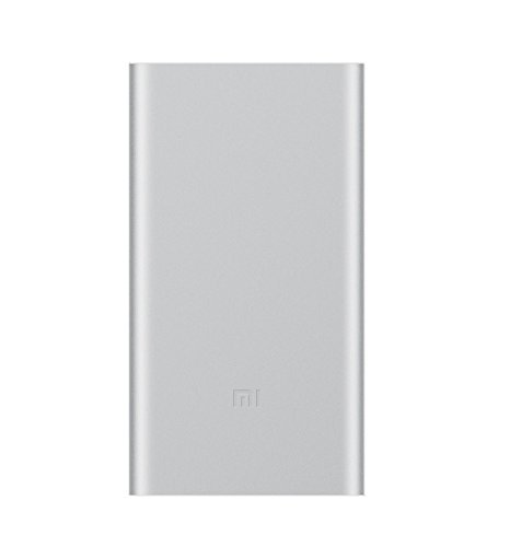 Xiaomi Mi 10000mAh Power Bank 2 portable battery charger, Ultra-compact and lighter Two-way fast charging 10000mAh External Battery for Xiaomi note 2 MIX, iPhone 7/6 / 6s and more, of payment