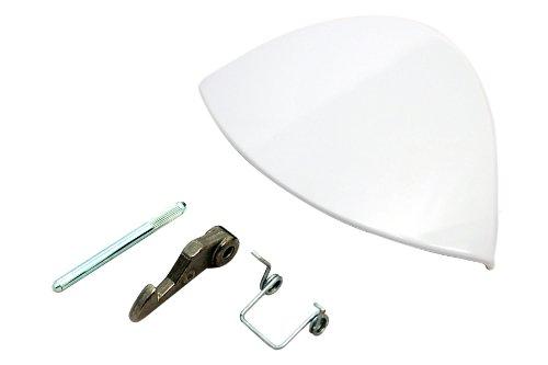 Indesit C00075323 - Kit maniglia per oblò della lavatrice