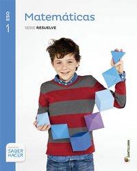 Matematicas Saber Hacer 1 Eso Santillana
