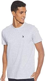 U.S. POLO ASSN. Men's Round Neck Short sleeve T-S