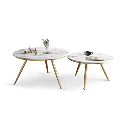 SUPRIEE-HM - Mesa auxiliar para mesa de café, mesa auxiliar ...