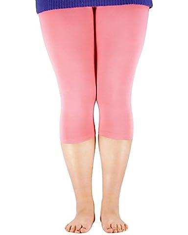 Azue - Legging - Femme - rose -