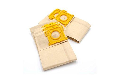 vhbw 10 Papier Staubsaugerbeutel Filtertüten für Staubsauger Saugroboter Mehrzwecksauger Columbus Automatic X1, X2, X3, X4, X5, XP, XP2, XP3