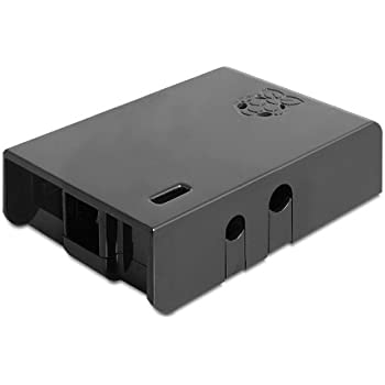 Raspberry Pi–schwarz/black case (MULTICOMP)