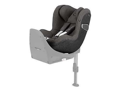CYBEX Sirona Z i-Size Plus/Manhattan Grey-Mid Grey PU1