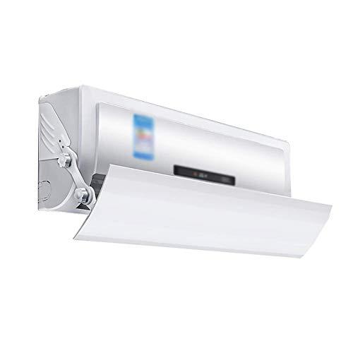 DEFLECTOR Déflecteur De Climatisation, Pare-Brise De Climatisation Pare-Brise Déflecteur, Déflecteur D'air Climatisé Mural (Size : 92cm)