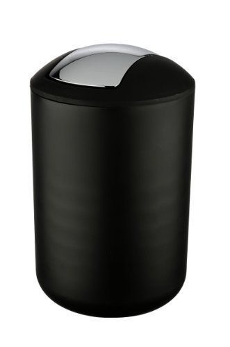 Wenko Kosmetikeimer Brasil L - absolut 6.5 L, (TPE), x 31 x cm