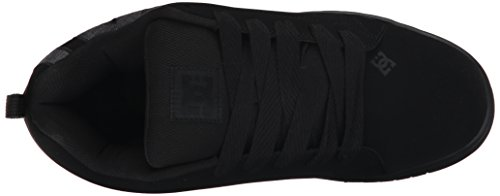 DC Shoes Chase Shoe D0302100, Sneaker uomo Black Destroy Wash