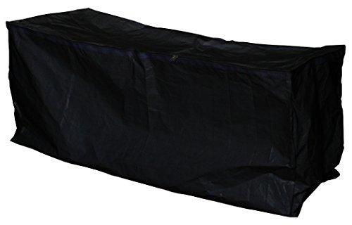 KMH, Inlay für Kissentruhen aus Polyethylen schwarz (#106150)