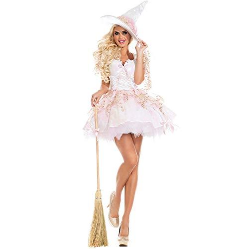 Plus Kostüm Nonne Größe Sexy - TIANFUSW Damen Kleid A