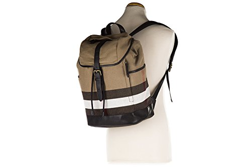 burberry rucksack herren tasche laptop schulrucksack beige. Black Bedroom Furniture Sets. Home Design Ideas