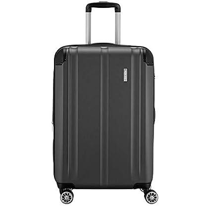 Travelite-Leicht-flexibel-sicher-City-Hartschalenkoffer-fr-Urlaub-und-Business