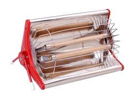 Bobby double rod room heater