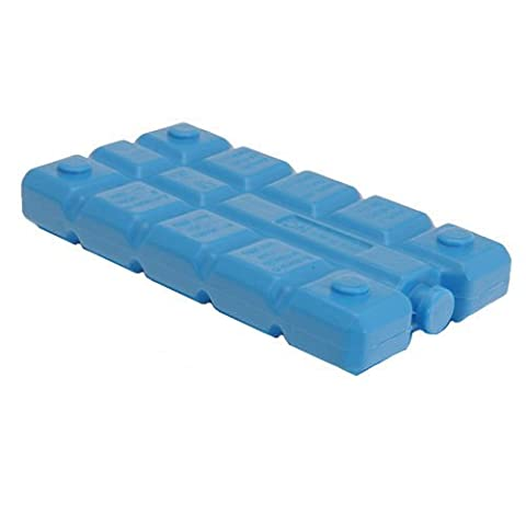 Blue Single pack Reuseable Freeze Board Ice Blocks 200 Grams Cooler Blocks ideal for a Picnic ice blocks for cool bags lunch boxes cool boxe