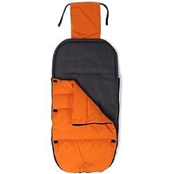 Altabebe AL2400 - 08 - Saco de abrigo para carrito, color naranja