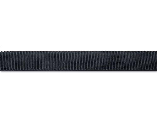 Polypropylen-gitarrengurt (Chapuis B/pp30N25Bobine de Gitarrengurt aus Polypropylen 306kg 30mm x 25m schwarz)