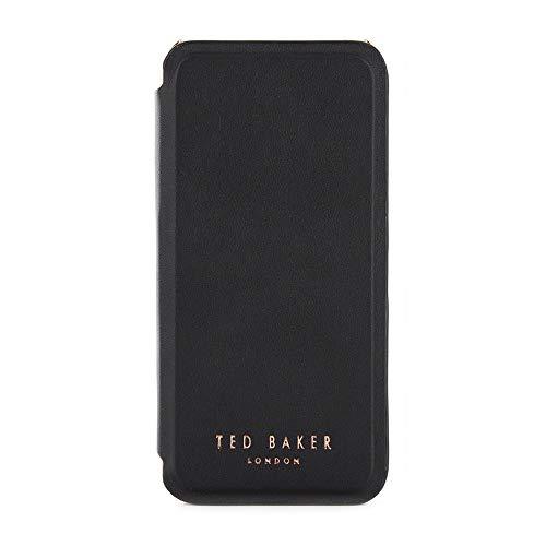 Ted Baker® SHAEN Kunstleder Folio Hülle kompatibel mit iPhone SE / 5S / 5 (4.0