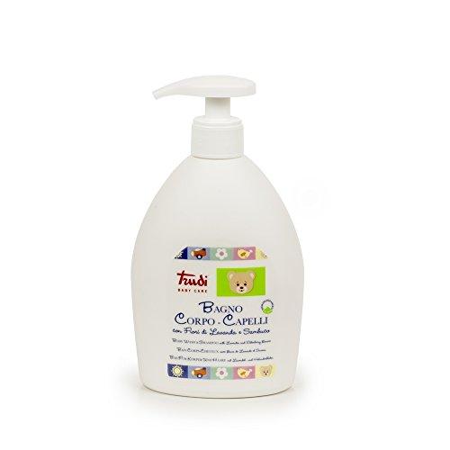 Scheda dettagliata bagno corpo-capelli ai fiori di lavanda 500 ml