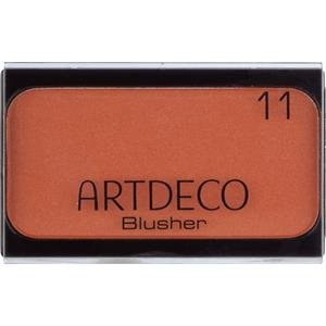 Artdeco Magnetblusher, Farbe 02, deep brown orange, 1er Pack (1 x 1 Stück)