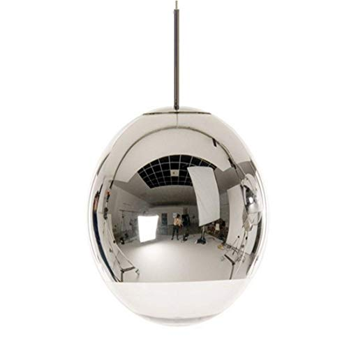 rror Ball Pendant Lamp Globe Hanging Light ()