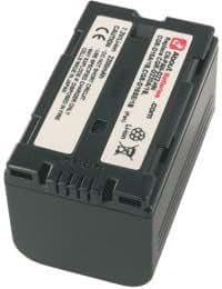 Batterie pour PANASONIC HC-MDH2M, Haute capacité, 7.2V, 2200mAh, Li-ion