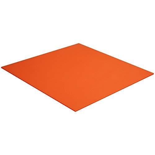 Acryl Plexiglas-Tabelle 1/20,3cm Dick 24