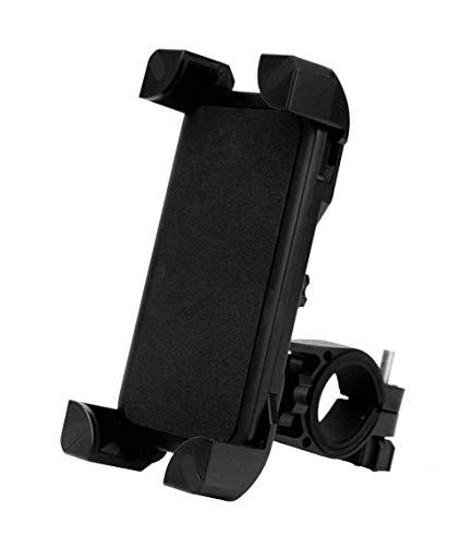 PRITECH - Support-Handyklammergabel für Xiaomi Scooter und Fahrräder mit 360 Umdrehung für 3,5