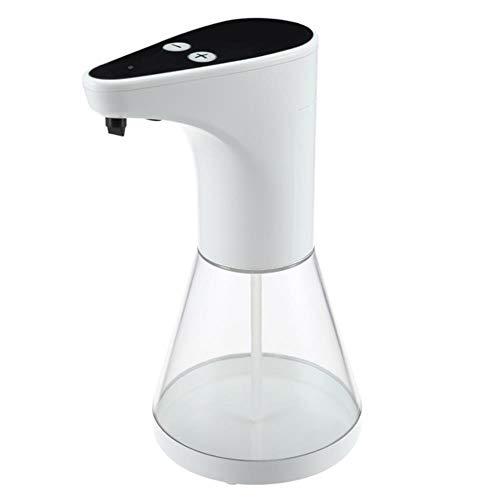 Rainandsnow Automatische Seifenspender für 520ml Flüssigkeitsdispenser ABS Duschgel Lotionsshampoo desinfizierende Seife Waschflüssigkeit,Weiß,China