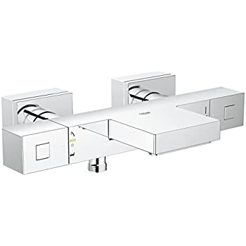 grohe 34497000 grohtherm cube mitigeur de baignoire. Black Bedroom Furniture Sets. Home Design Ideas