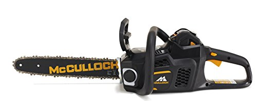 McCulloch Li 40CS – 40V Cordless Battery Chainsaw with Battery