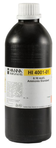 HI4001-01 - Standard ammoniaca 0.1 M, flacone da 500