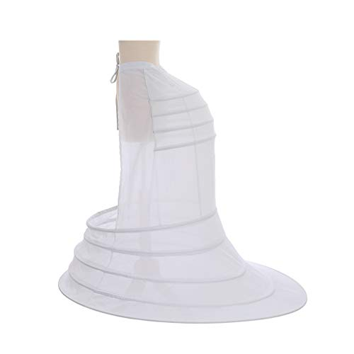 COUCOU Age Renaissance Unterrock Viktorianisch Petticoat Pannier Bustle Käfig Krinoline Underskirt