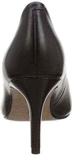 Clarks Carlita Cove - Scarpe con Tacco Donna Nero (Black Leather)